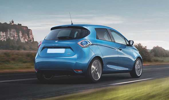 52 The Renault Zoe 2020 First Drive with Renault Zoe 2020