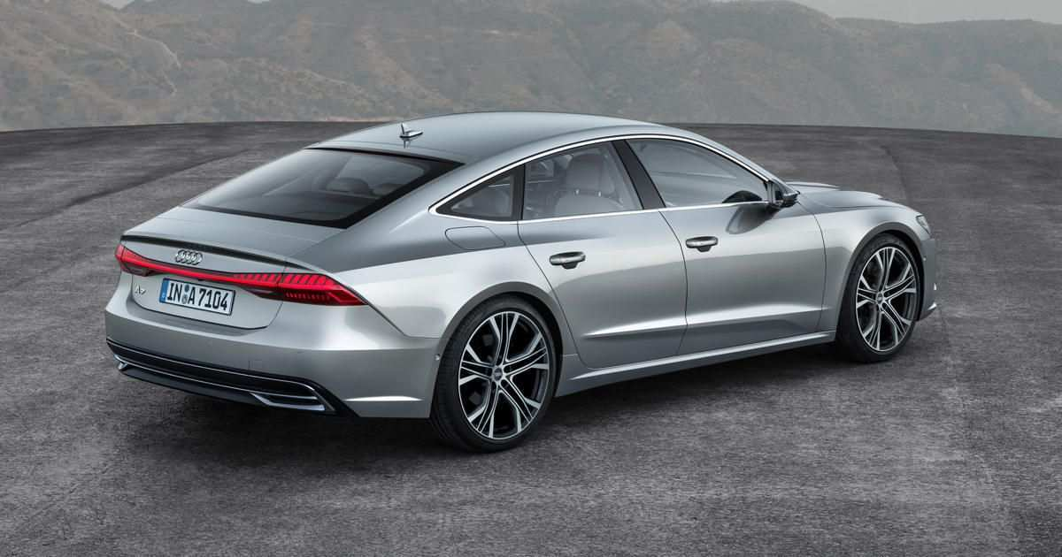 53 All New 2019 Audi A7 Msrp Spy Shoot for 2019 Audi A7 Msrp