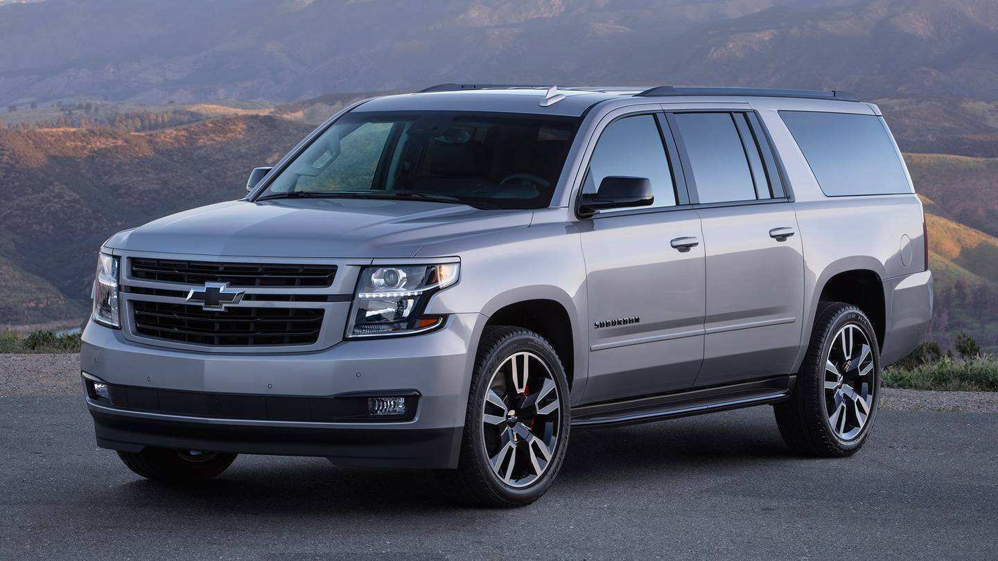 53 All New 2019 Chevrolet Suburban Rst Prices by 2019 Chevrolet Suburban Rst