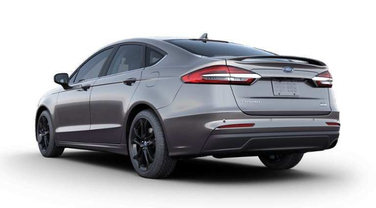 53 All New 2019 Ford Fusion Spesification by 2019 Ford Fusion