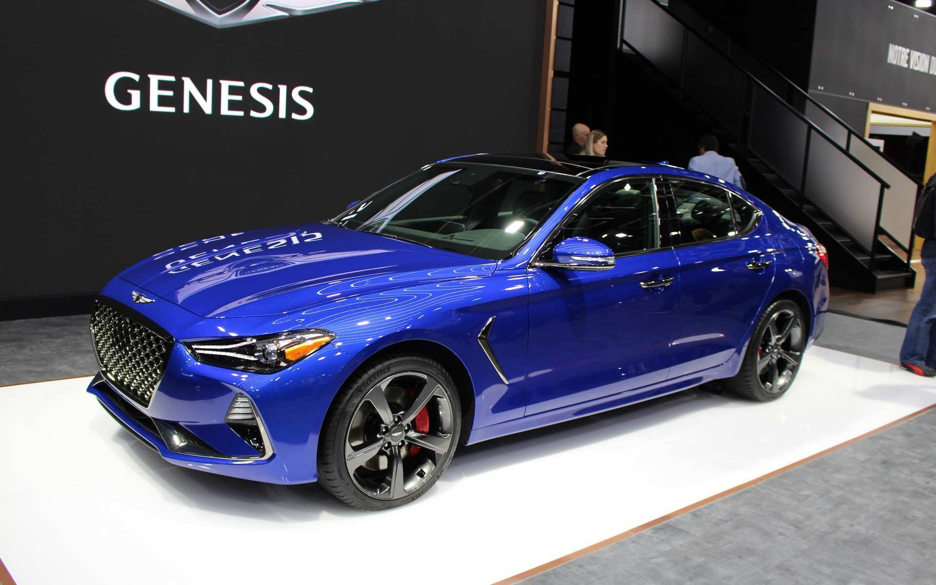 53 All New 2019 Genesis G70 Price Performance and New Engine by 2019 Genesis G70 Price