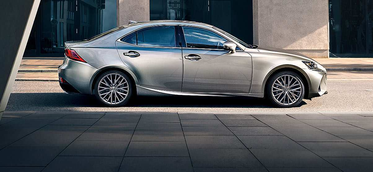 53 All New 2019 Lexus Is Exterior by 2019 Lexus Is