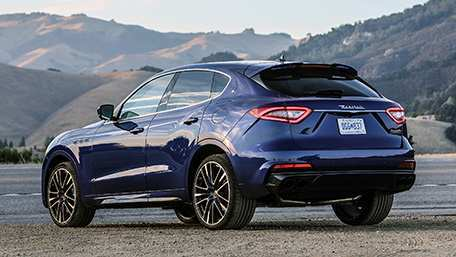 53 All New 2019 Maserati Suv Price for 2019 Maserati Suv
