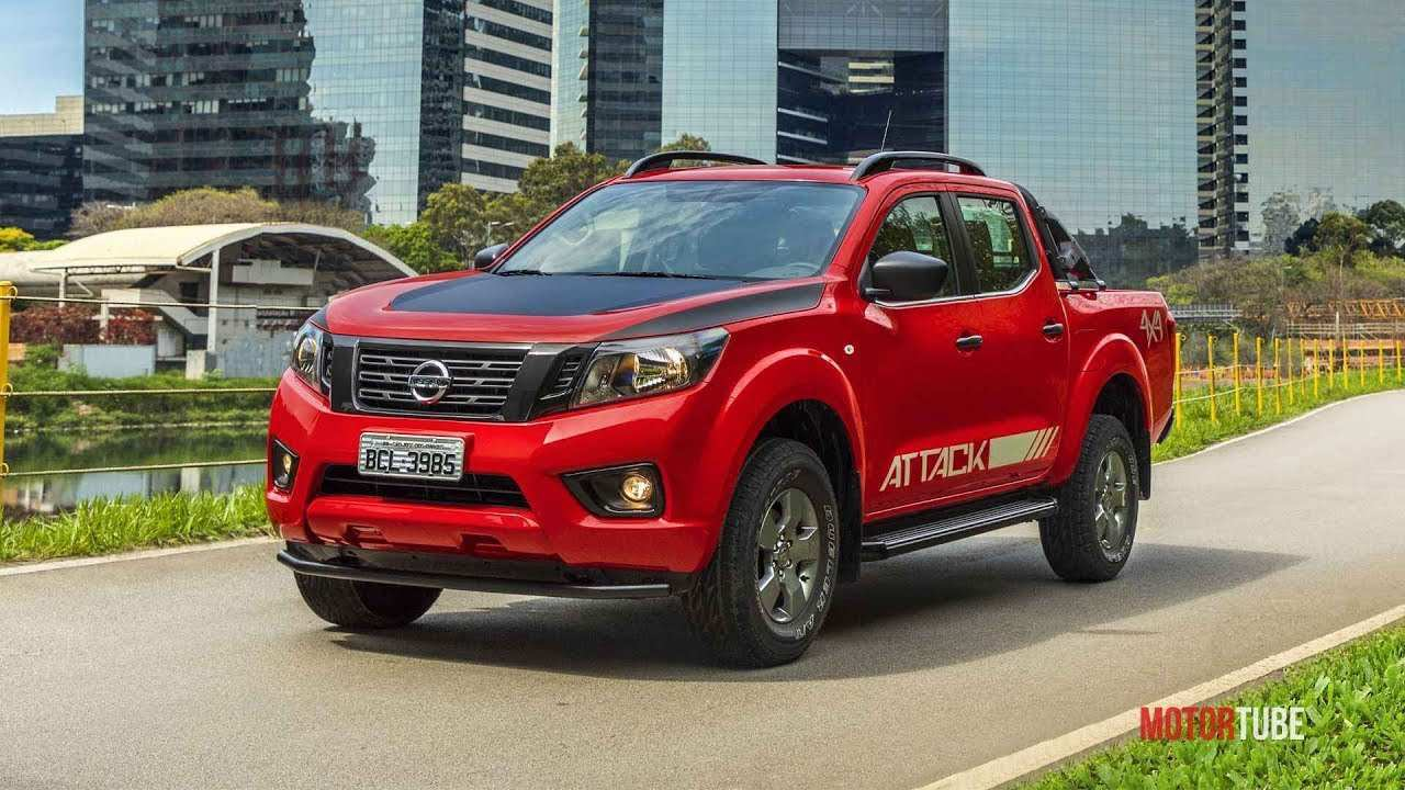 53 All New 2019 Nissan Frontier Attack Pictures for 2019 Nissan Frontier Attack