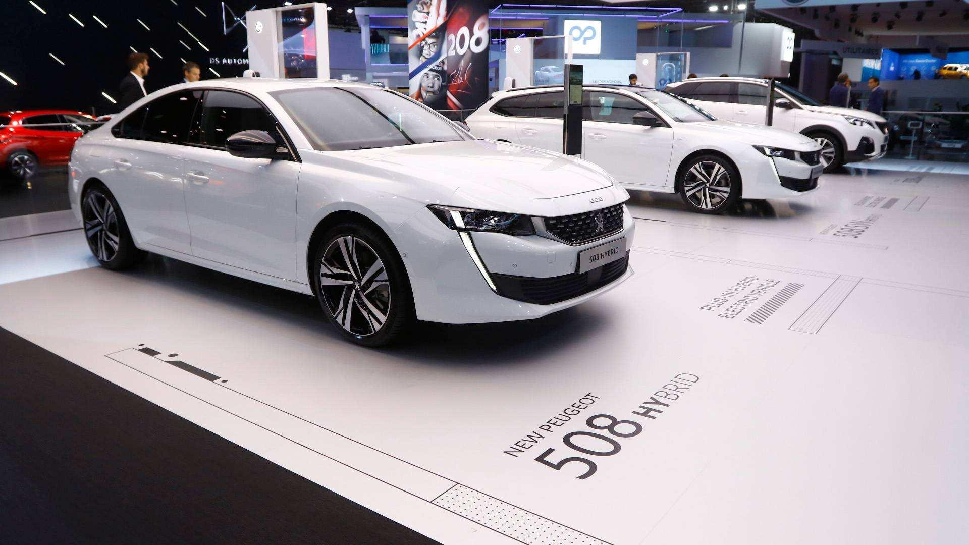 53 All New 2019 Peugeot 3008 Hybrid Images for 2019 Peugeot 3008 Hybrid