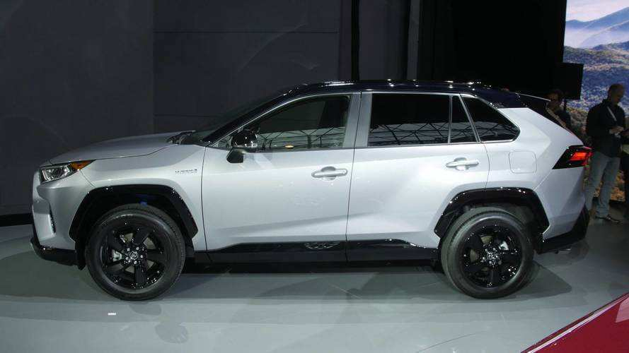 53 All New 2019 Toyota Rav4 Price Speed Test by 2019 Toyota Rav4 Price
