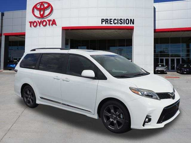 53 All New 2019 Toyota Sienna Se Interior by 2019 Toyota Sienna Se