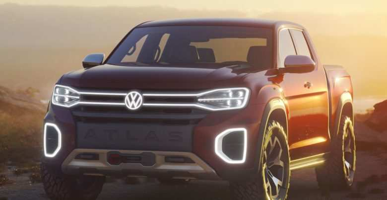 53 All New 2019 Vw Amarok Redesign with 2019 Vw Amarok