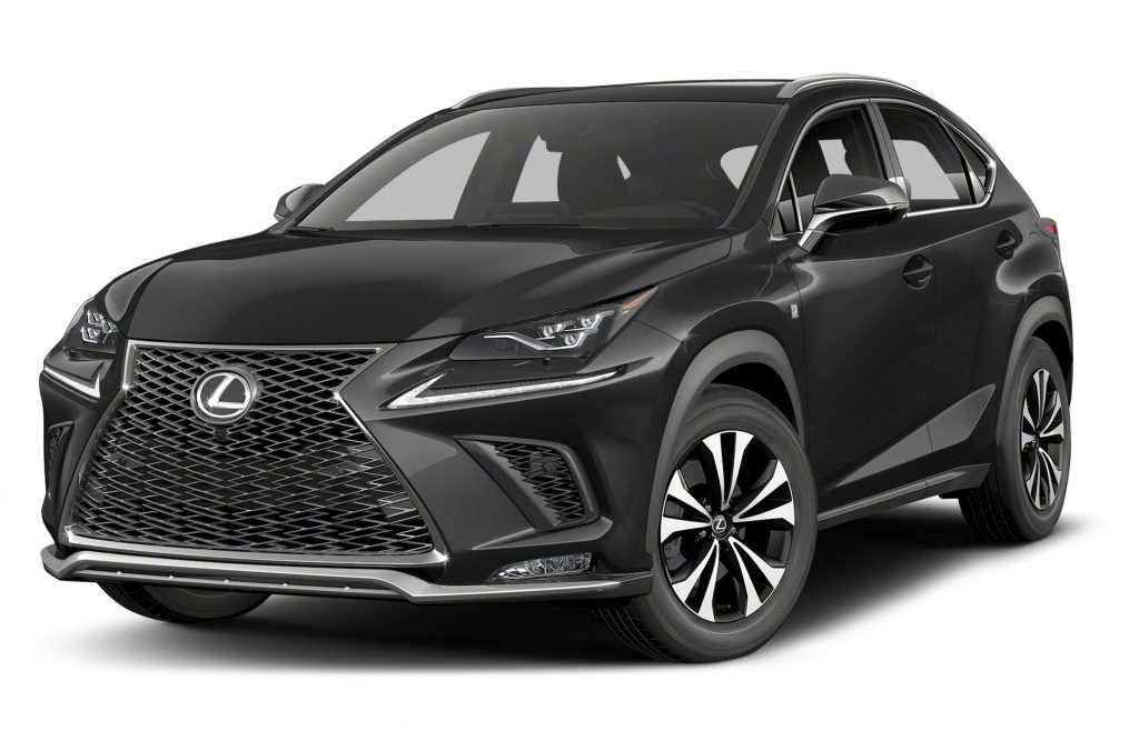 53 All New 2020 Lexus Nx 300 New Review with 2020 Lexus Nx 300