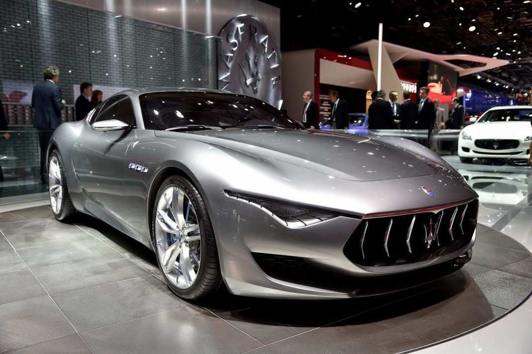 53 All New Maserati Elettrica 2019 Exterior for Maserati Elettrica 2019