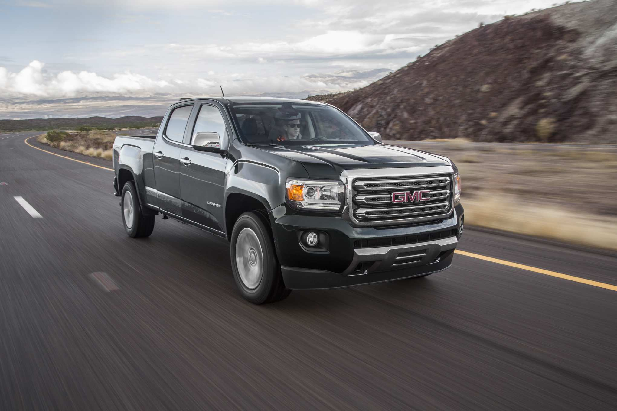 53 Best Review 2019 Gmc Canyon Rumors Exterior for 2019 Gmc Canyon Rumors