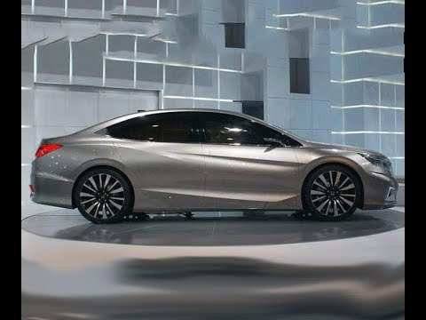 53 Best Review 2019 Honda Accord Youtube Redesign with 2019 Honda Accord Youtube