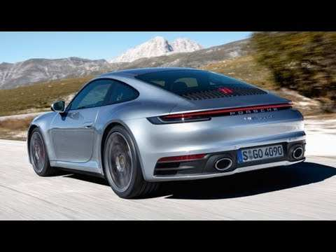 53 Best Review 2019 Porsche 911 4S Exterior by 2019 Porsche 911 4S