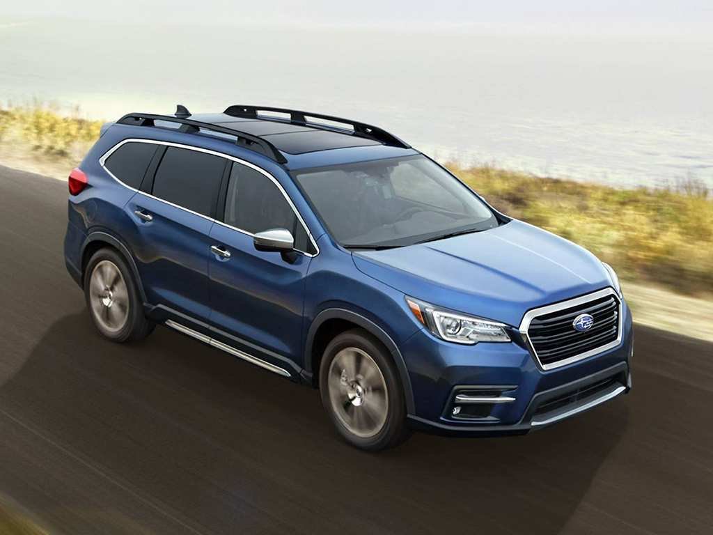 53 Best Review 2019 Subaru Ascent Debut Model for 2019 Subaru Ascent Debut