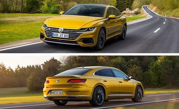 53 Best Review 2019 Volkswagen Arteon Specs Release Date by 2019 Volkswagen Arteon Specs