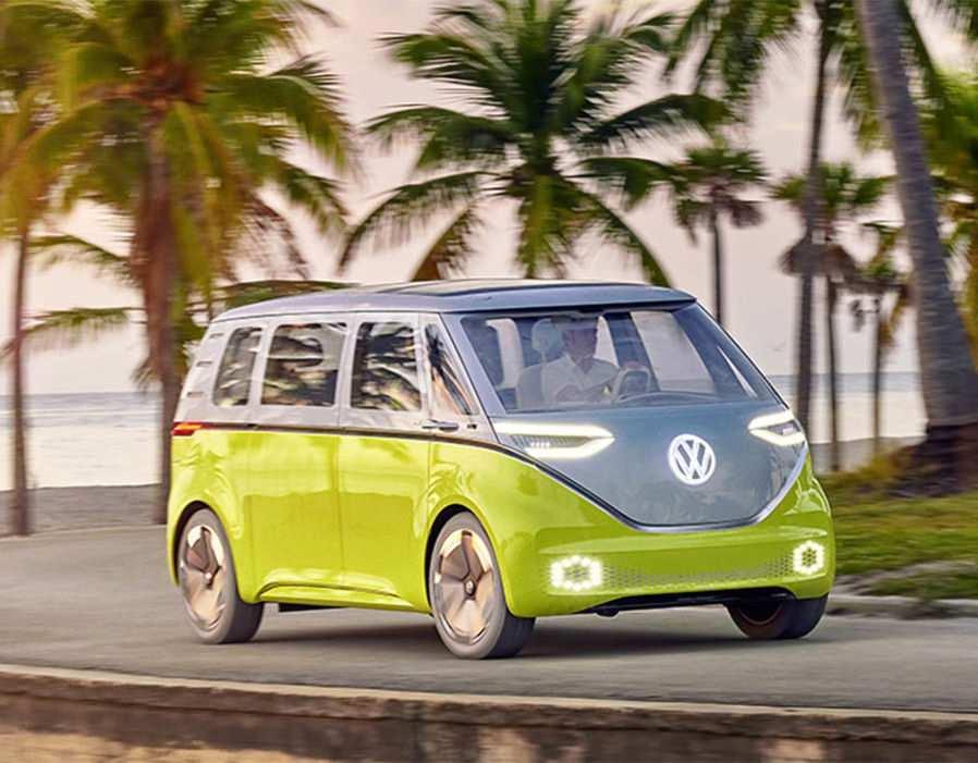 53 Best Review 2019 Volkswagen Van Concept for 2019 Volkswagen Van