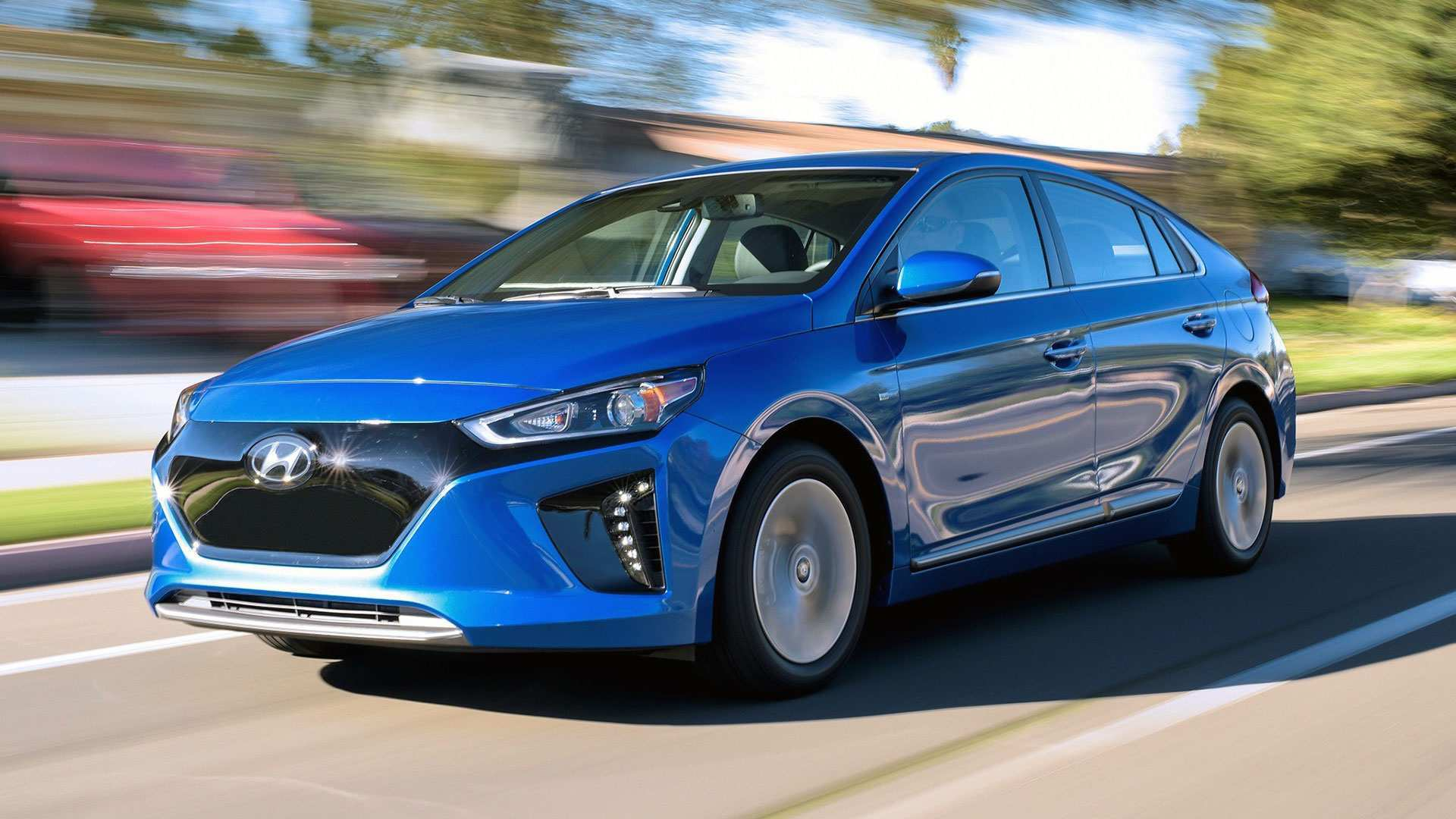 53 Best Review 2020 Hyundai Ioniq Exterior by 2020 Hyundai Ioniq