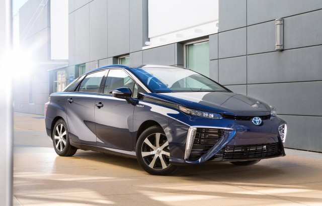 53 Best Review 2020 Toyota Electric Car Rumors by 2020 Toyota Electric Car