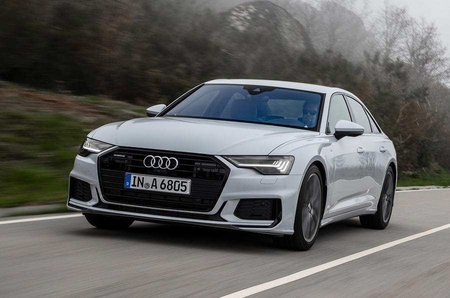 53 Best Review Audi A6 2019 Style for Audi A6 2019