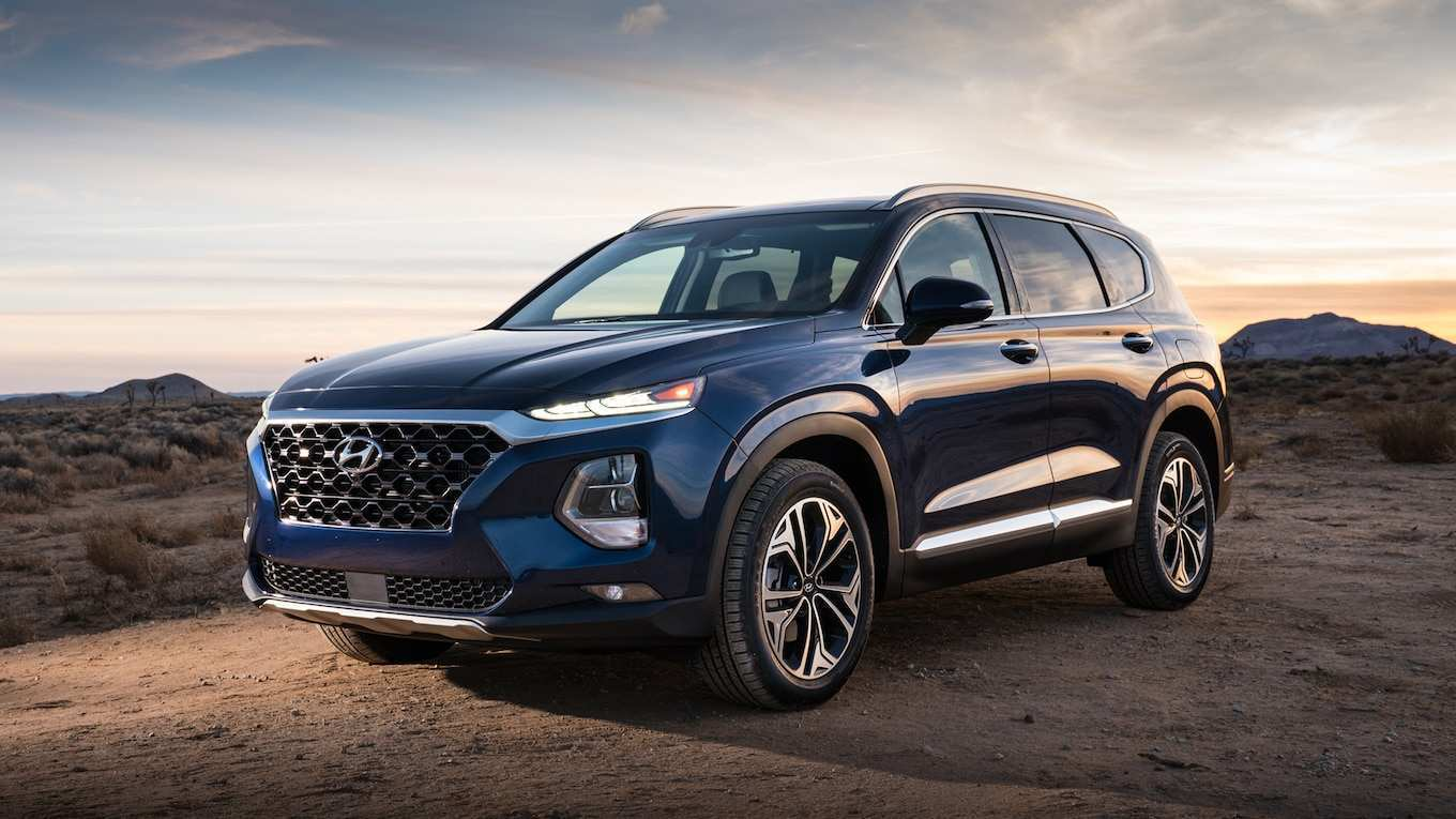 53 Concept of 2019 Hyundai Santa Fe Sport Redesign Prices by 2019 Hyundai Santa Fe Sport Redesign