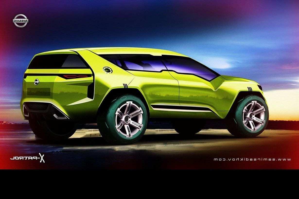 53 Concept of 2019 Nissan Patrol Diesel Images by 2019 Nissan Patrol Diesel