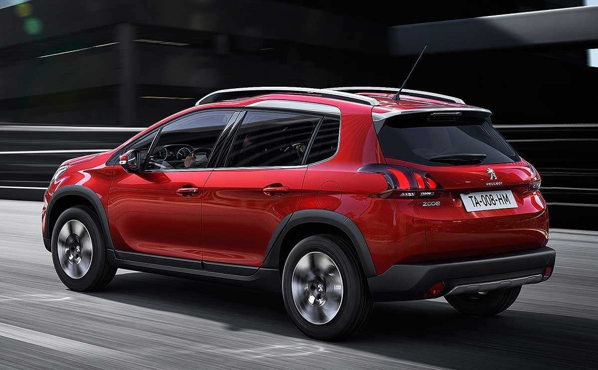 53 Concept of 2019 Peugeot 2008 Style with 2019 Peugeot 2008