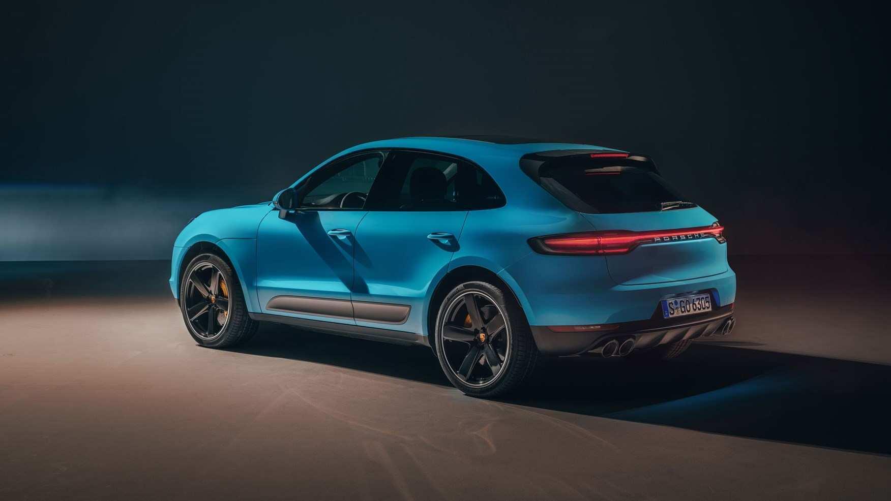 53 Concept of 2019 Porsche Macan Hybrid Release for 2019 Porsche Macan Hybrid