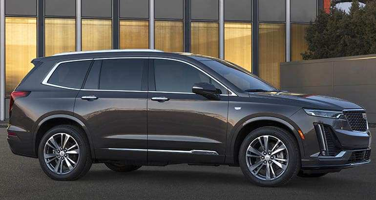 53 Concept of 2020 Cadillac Xt6 Pricing by 2020 Cadillac Xt6