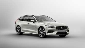 53 Concept of New 2019 Volvo V60 Style with New 2019 Volvo V60