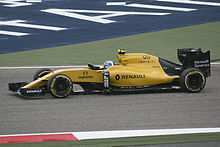 53 Concept of Renault 2020 F1 Model with Renault 2020 F1