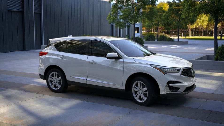 53 Gallery of 2019 Acura Rdx Hybrid Configurations for 2019 Acura Rdx Hybrid