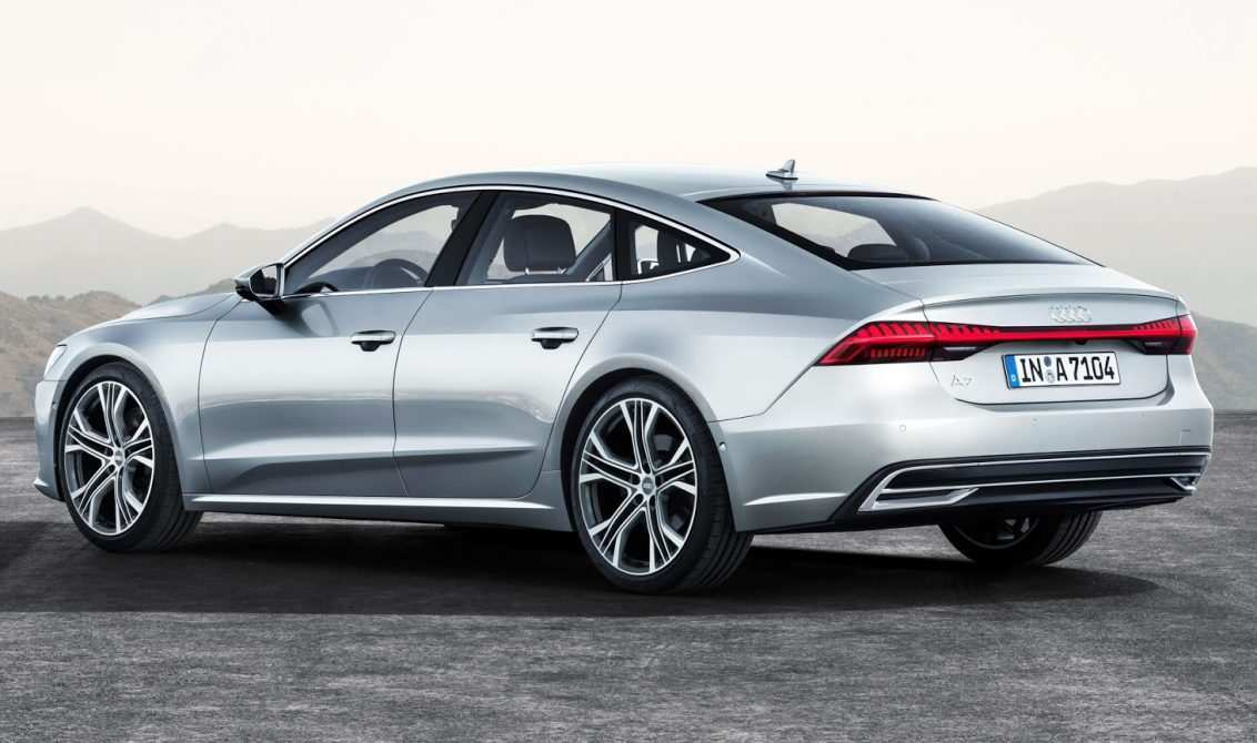 53 Gallery of 2019 Audi A7 Frankfurt Auto Show Style for 2019 Audi A7 Frankfurt Auto Show