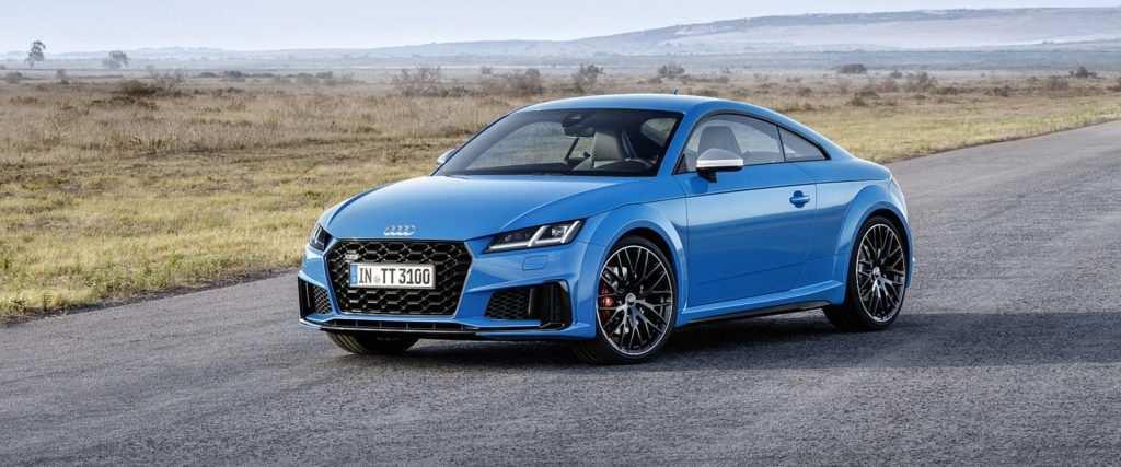 53 Gallery of 2019 Audi Tt Specs Exterior and Interior by 2019 Audi Tt Specs
