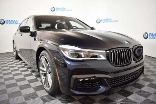 53 Gallery of 2019 Bmw 750I Xdrive Concept by 2019 Bmw 750I Xdrive