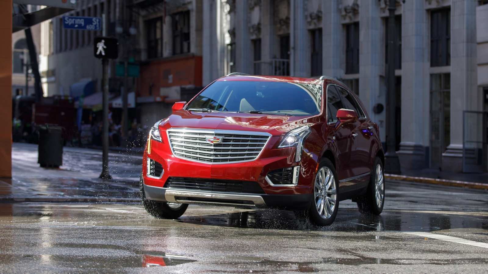 53 Gallery of 2019 Cadillac Suv Xt5 Style by 2019 Cadillac Suv Xt5