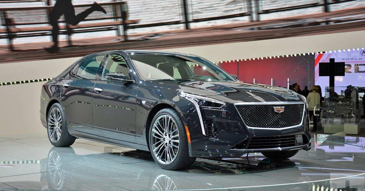 53 Gallery of 2019 Cadillac V8 Model with 2019 Cadillac V8