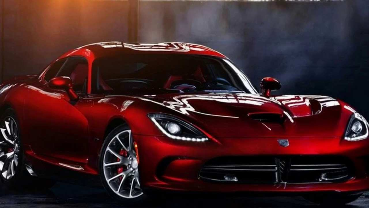 53 Gallery of 2019 Dodge Viper Release Date for 2019 Dodge Viper