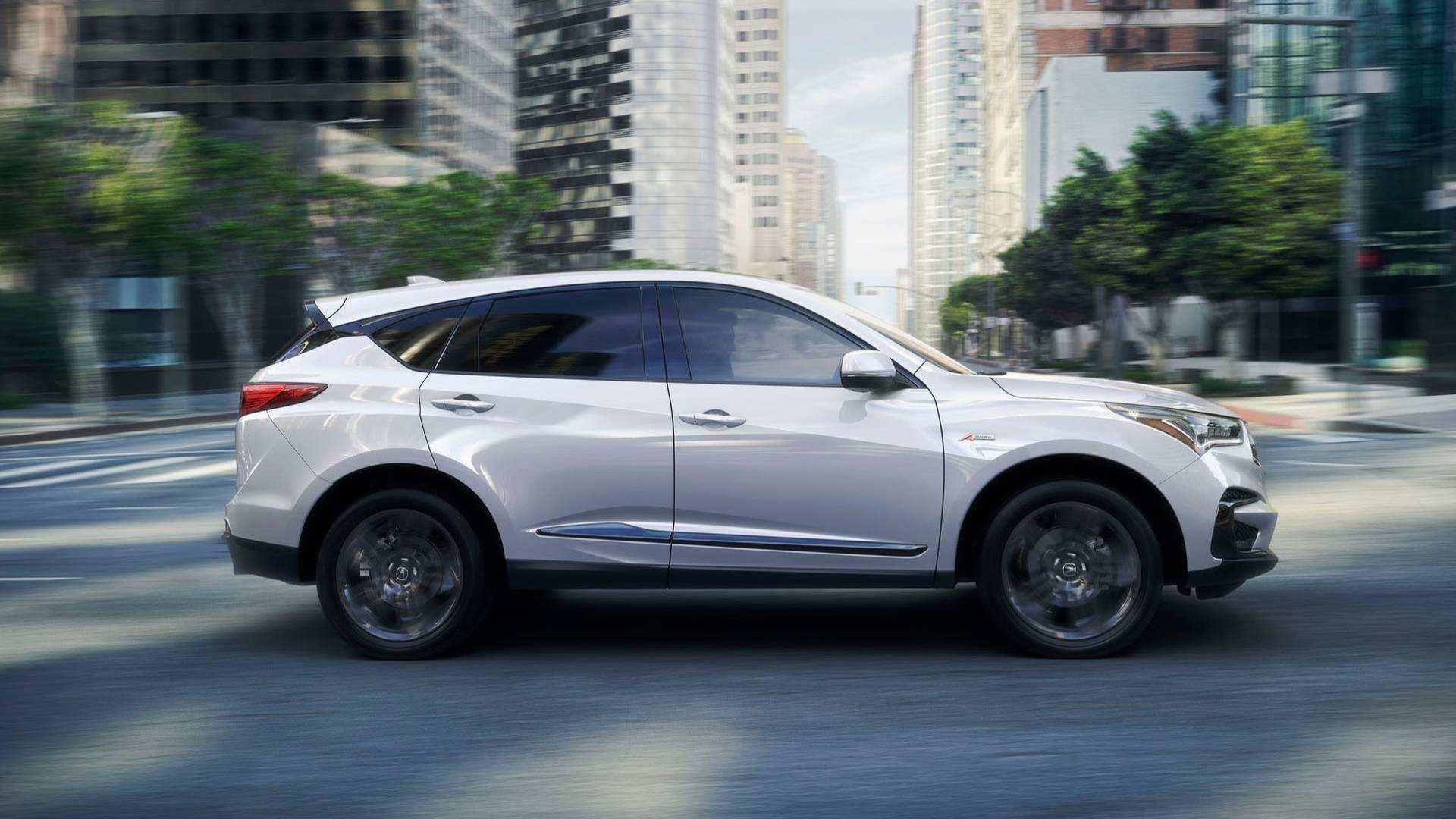 53 Gallery of 2019 Honda Acura First Drive for 2019 Honda Acura