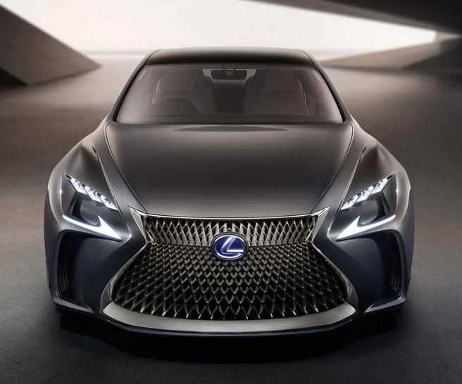 53 Gallery of 2019 Lexus Gs Redesign Redesign with 2019 Lexus Gs Redesign