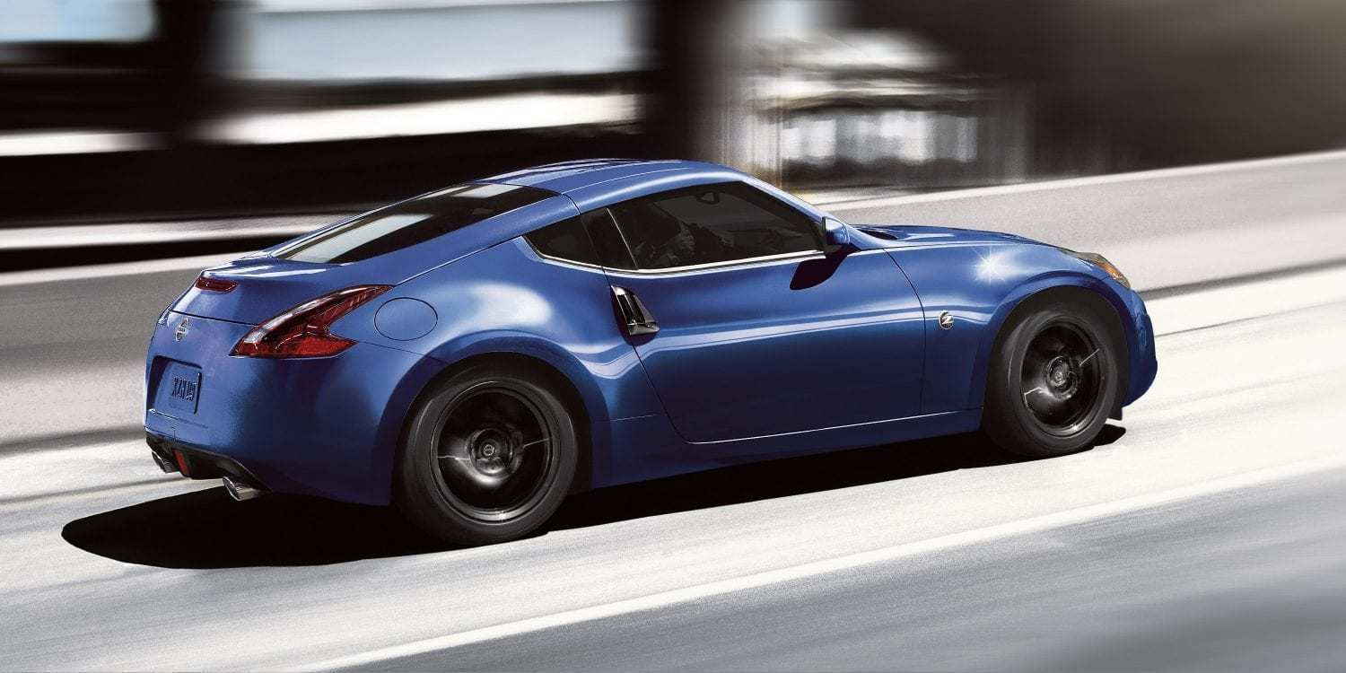 53 Gallery of 2019 Nissan 350Z Concept by 2019 Nissan 350Z