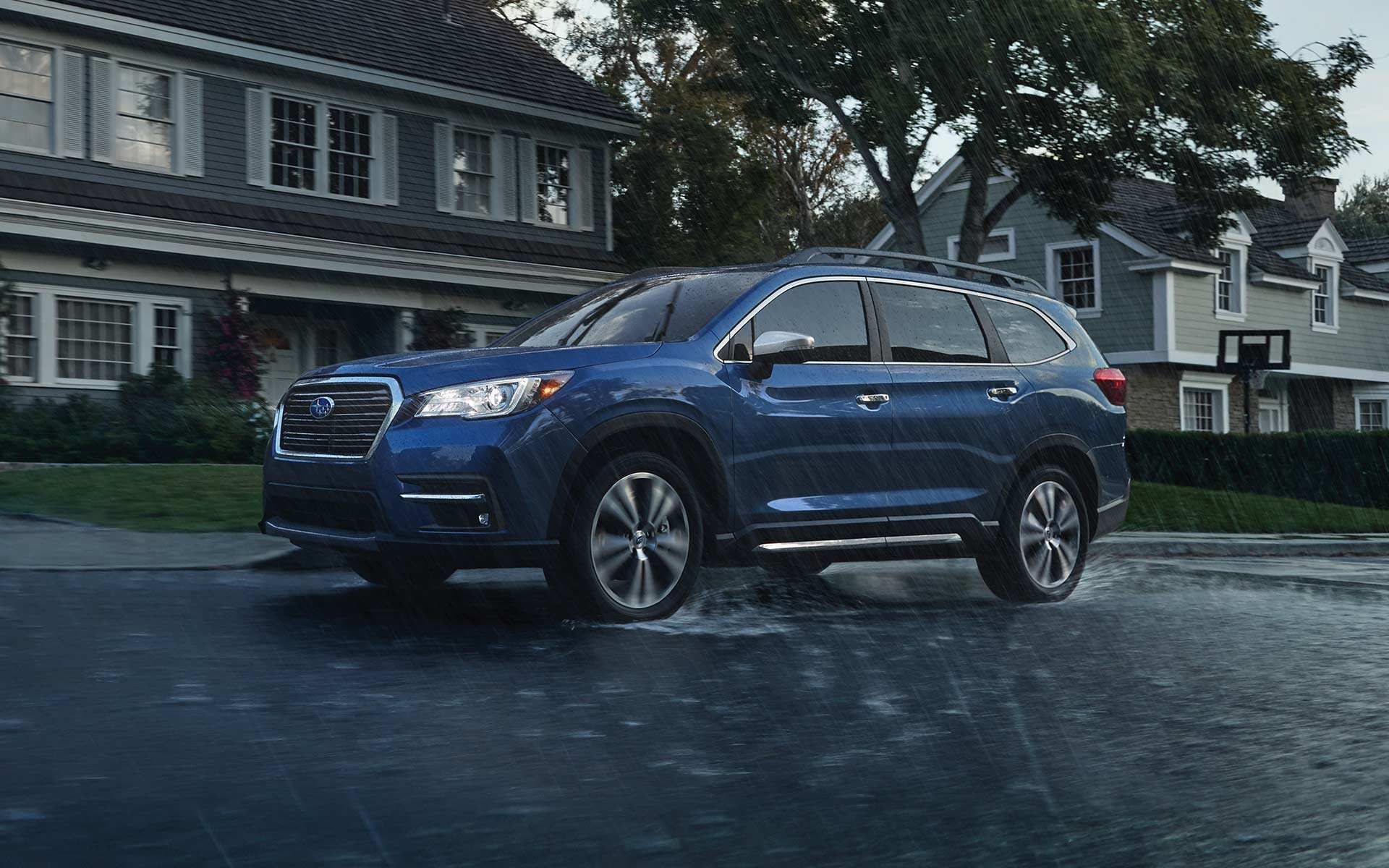 53 Gallery of 2019 Subaru Ascent News First Drive for 2019 Subaru Ascent News