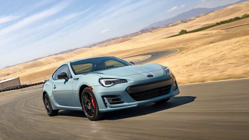 53 Gallery of 2019 Subaru Brz Turbo Redesign and Concept with 2019 Subaru Brz Turbo