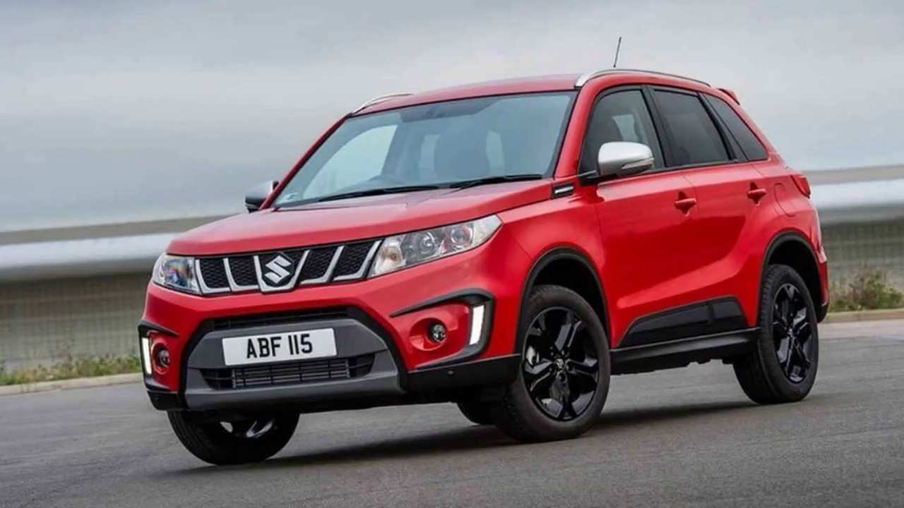 53 Gallery of 2019 Suzuki Vitara Photos with 2019 Suzuki Vitara