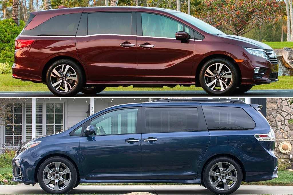 53 Gallery of 2019 Toyota Odyssey Performance for 2019 Toyota Odyssey