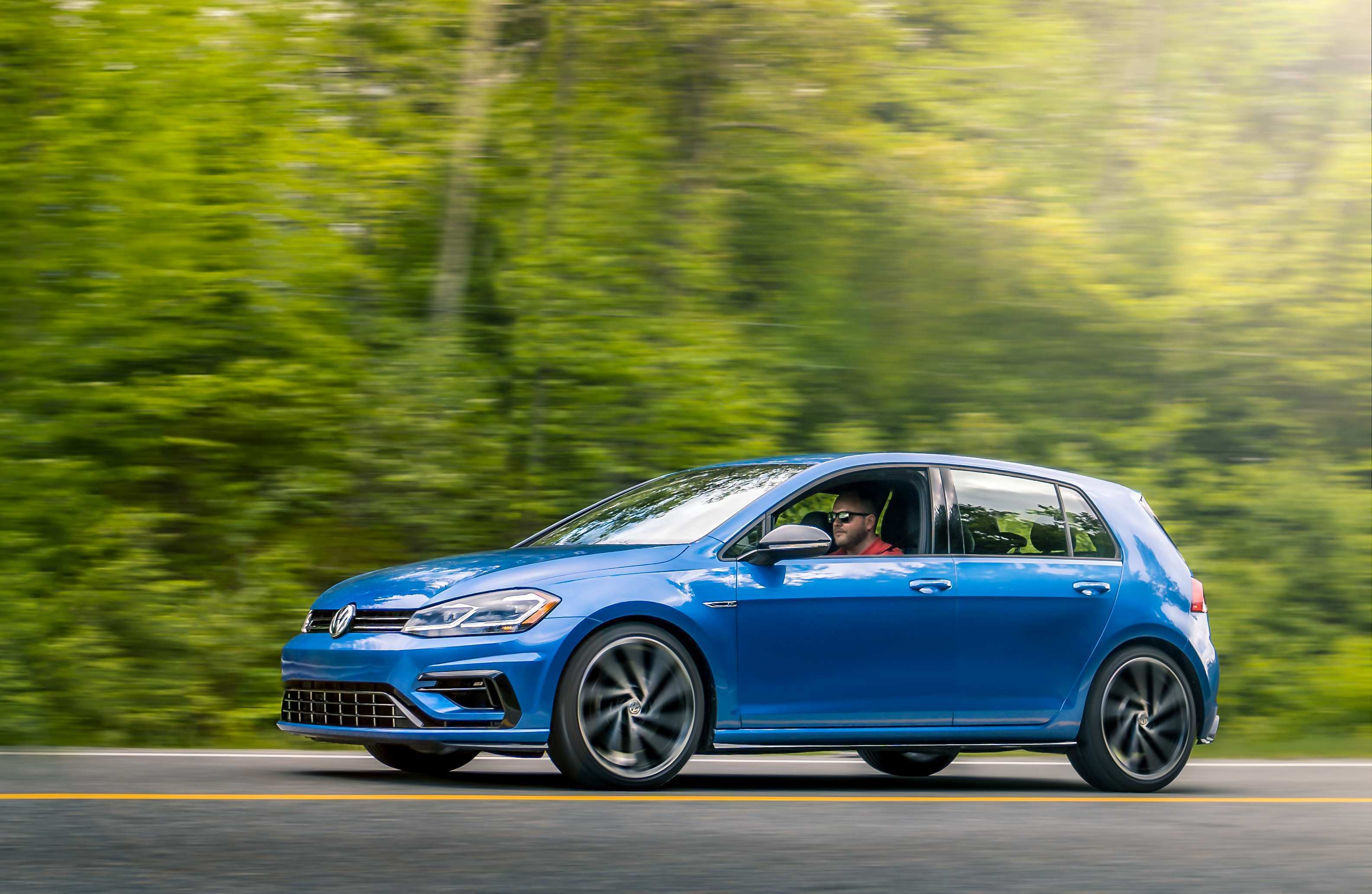 53 Gallery of 2019 Volkswagen Golf R Speed Test for 2019 Volkswagen Golf R