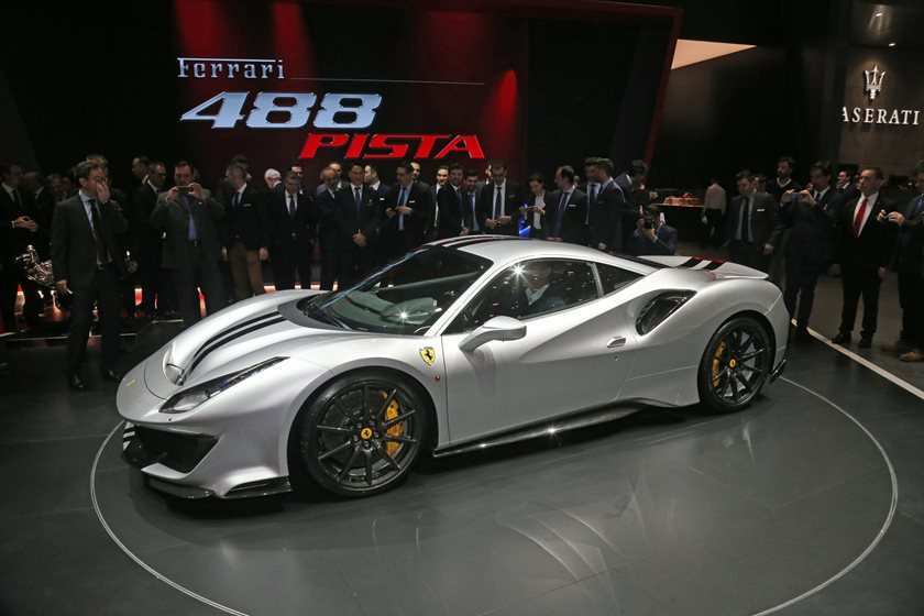53 Gallery of 2020 Ferrari 588 Performance and New Engine with 2020 Ferrari 588