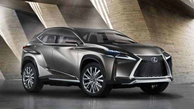 53 Gallery of 2020 Lexus 350 Concept with 2020 Lexus 350