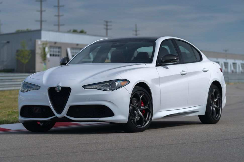 53 Great 2019 Alfa Romeo Performance with 2019 Alfa Romeo