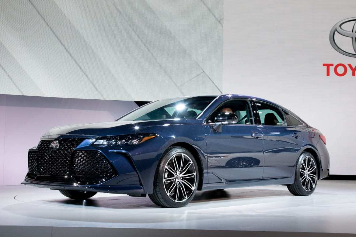 53 Great 2019 Toyota Avalon Rumors with 2019 Toyota Avalon