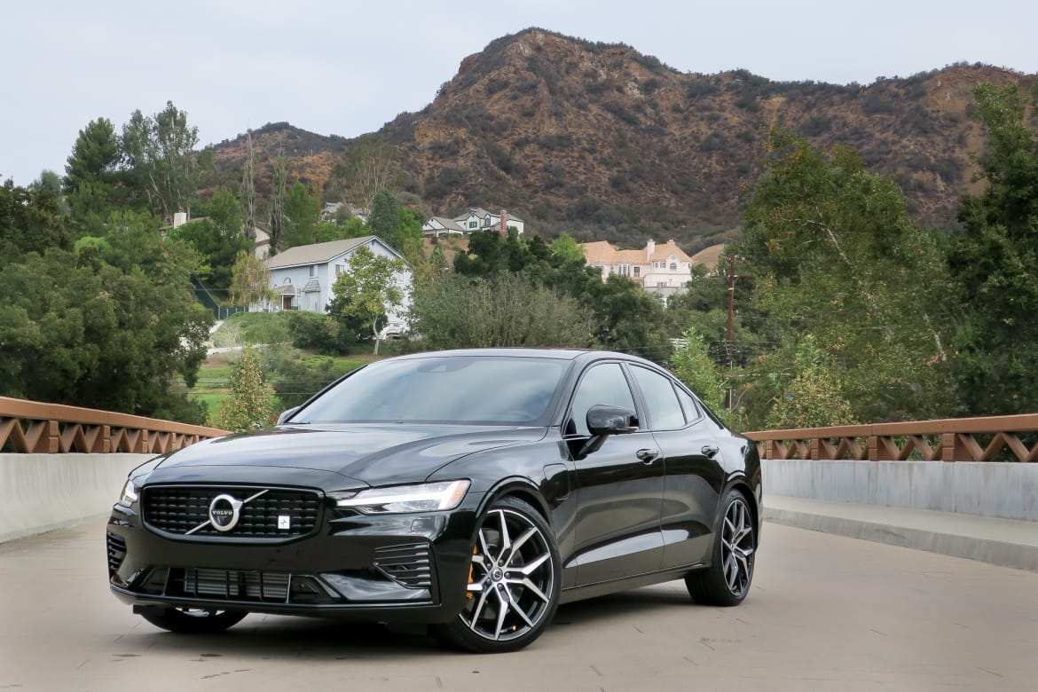 53 Great 2019 Volvo S60 Concept for 2019 Volvo S60